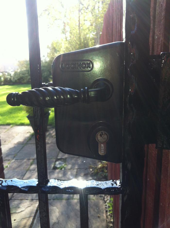 Gate Locks