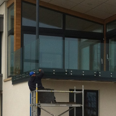 Glass Balustrade Edinburgh
